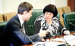 СФ активно включится вработу поподготовке XIX Всемирного фестиваля молодёжи истудентов– Е.Афанасьева