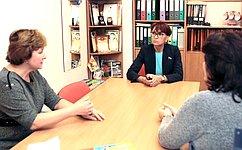 Т. Кусайко: Детям сограниченными возможностями здоровья нужна дополнительная помощь педагогов игосударства вцелом