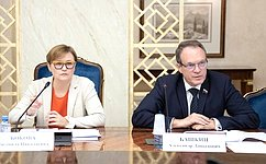 Профильный Комитет СФ поддержал кандидатуру Е.Рудакова для назначения надолжность судьи Верховного Суда РФ
