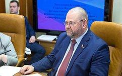 О. Мельниченко: Проблематика долевого строительства– одно изключевых направлений деятельности нашего Комитета СФ