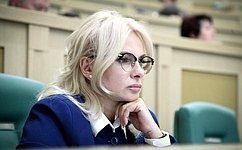 О.Ковитиди: Предложение крымчан овнесении изменений в44 ФЗ принято кизучению Советом Федерации