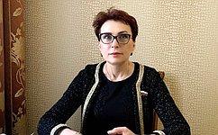 Т. Кусайко: Навстрече ссенаторами Президент РФ подчеркнул, что социальные вопросы остаются приоритетом для страны
