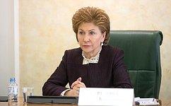 Г. Карелова: Важно предоставить эффективные меры поддержки НКО вусловиях новых вызовов