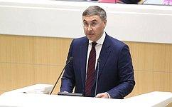 В. Фальков: Ресурсный потенциал университетов инаучных организаций будет нацелен наразвитие региональных экономик