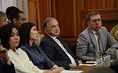 Ю. Бирюков принял участие всессии Народного Хурала Республики Калмыкия