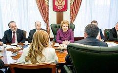 В. Матвиенко: Парламенты России иЮжной Осетии должны способствовать реализации Договора осоюзничестве