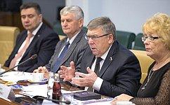 Организациям пенсионеров разных стран необходимо создать международный союз для сотрудничества— В.Рязанский