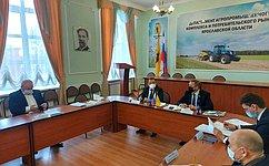 С. Березкин обсудил вопросы развития АПК Ярославской области