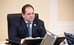 Р.Гольдштейн: НаГоссовете Президент обозначил усиление Восточного вектора развития РФ