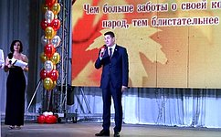 А. Шевченко: Учительский труд– кропотливый исамоотверженный, он требует колоссального терпения