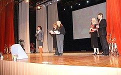 Е.Попова приняла участие вблаготворительной акции пооказанию помощи детям вВолгограде