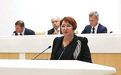 Уточняются положения Бюджетного кодекса всвязи споявлением нового вида муниципального образования– муниципального округа