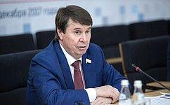 С. Цеков: Крымская весна 2014года стала возможной благодаря искренней любви крымчан кРоссии