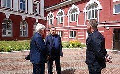 В. Тимченко посетил Волго-Вятский филиал Университета имени О.Е.Кутафина