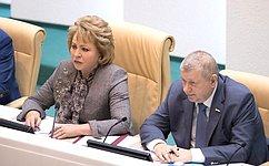 В.Матвиенко: Попытки извне расшатывать ситуацию непозволительны ниводной стране мира