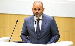 Совет Федерации назначил Э. Баринова надолжность члена Высшей квалификационной коллегии судей РФ– представителя общественности