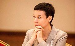 И. Рукавишникова: Нужно рассмотреть возможность включения впрофессиональные стандарты для педагогов вопросы антитеррористической безопасности
