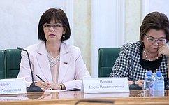 ВКомитете СФ посоциальной политике рассмотрели возможность внесения изменений взакон оподдержке молодежных объединений