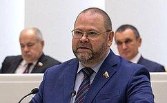 О. Мельниченко рассказал оприоритетных направлениях деятельности Комитета впрошедшем году