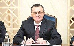 СФ готов активно взаимодействовать сминистерствами пореализации поручений Председателя Правительства– Н.Федоров