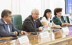 Комитет общественной поддержки жителей Юго-Востока Украины обсудил опыт Белгородской области поработе сбеженцами