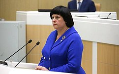 Сенаторы предоставили Правительству право устанавливать порядок, условия иформы осуществления просветительской деятельности
