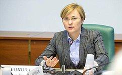 Л. Бокова выступила наобщем заседании Экспертного совета при Уполномоченном поправам человека вРФ