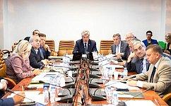 ВКомитете СФ пообороне ибезопасности обсудили участие Росмолодежи впатриотическом воспитании граждан