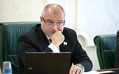 А. Клишас: Красноярский край активно взаимодействует сфедеральным правительством над реализацией национальных проектов