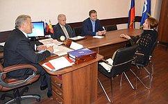 Развитие экономики Воронежской области требует квалифицированных рабочих кадров— С.Лукин