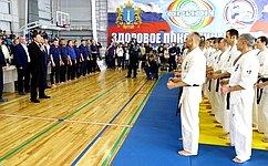 С. Рябухин: Киокусинкай-каратэ формирует культуру нетолько физическую, ноидуховную, нравственную