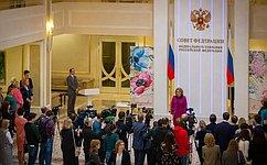 Женщин объединяет стремление кмиру, гармонии исоциальному благополучию— В.Матвиенко