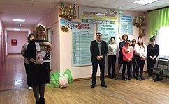 Коллектив Багряниковской школы-интерната успешно готовит воспитанников ксамостоятельной жизни— Н.Косихина