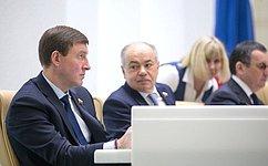 На«парламентской разминке» сенаторы обсудили итоги визита российской делегации вСирию