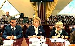 Л. Гумерова: Национально-культурные объединения выступают вроли важнейшего связующего звена между государством иобществом