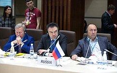 М.Афанасов иМ.Хапсироков приняли участие в49-м заседании комитета ПАЧЭС поправовым иполитическим вопросам