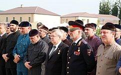 А. Торшин посетил Чеченскую Республику