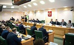 Мы держим напостоянном контроле вопрос своевременного принятия подзаконных актов для реализации законов всфере экологии— Н.Федоров