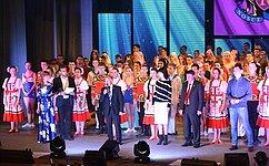 С. Цеков принял участие вФестивале «Крымская студенческая весна»