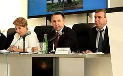 О. Алексеев принял участие всъезде Ассоциации «Совет муниципальных образований Саратовской области»