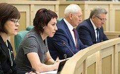 На«парламентской разминке» сенаторы поблагодарили словацких депутатов зареакцию нарешение МОК пороссийским спортсменам