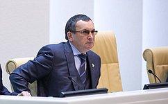ВСовете Федерации обсудили доклад обосновных направлениях государственной региональной политики