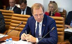 ВСовете Федерации рассмотрели вопросы совершенствования законодательства офизической культуре испорте