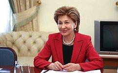 Вусловиях новых вызовов консолидация усилий парламентариев приобретает особое значение— Г.Карелова
