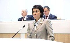 Закон создаст дополнительные условия для развития детско-юношеского истуденческого спорта– Т.Лебедева