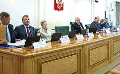 Профильный Комитет СФ рассмотрел Федеральный закон «Обезопасности критической информационной инфраструктуры РФ»