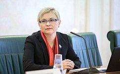 Л.Бокова: Кибербезопасность детей– вопрос государственной политики
