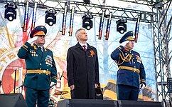 А. Ракитин: ВПетрозаводске открыт памятник ветеранам Великой Отечественный войны, работавшим впрокуратуре