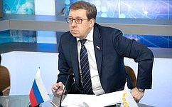А. Майоров: Москва активно поддержала проведение Всероссийского экологического диктанта