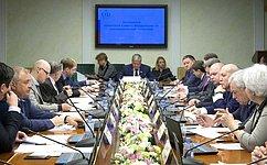 Комитет СФ поэкономической политике рекомендовал одобрить изменения взакон опромышленной безопасности